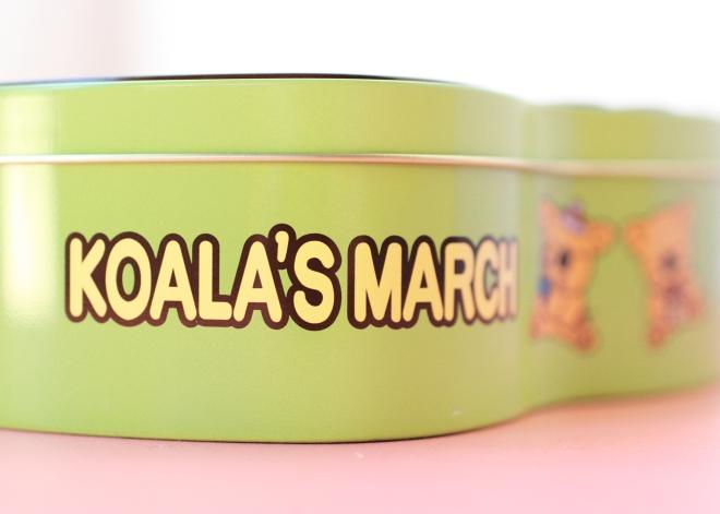 koala's march.